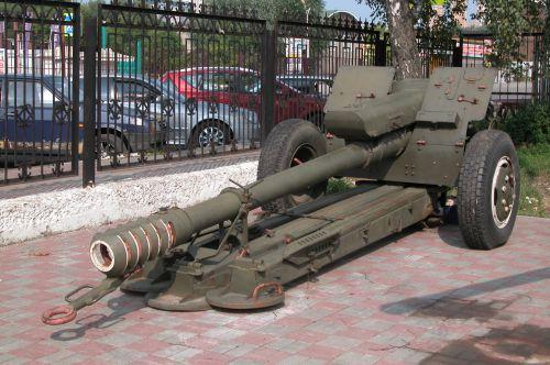 Открытая экспозиция военной техники и фортификации - №8