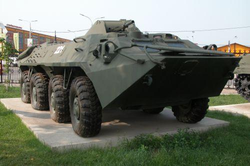 Открытая экспозиция военной техники и фортификации - №2
