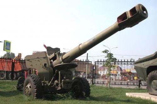 Открытая экспозиция военной техники и фортификации - №7