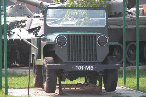 Открытая экспозиция военной техники и фортификации - №3